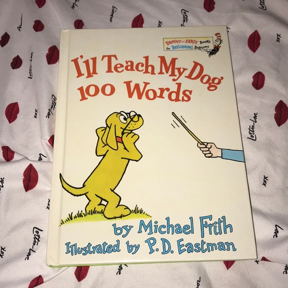 Bright and Early 📚 I'll teach my dog 100 words 💕